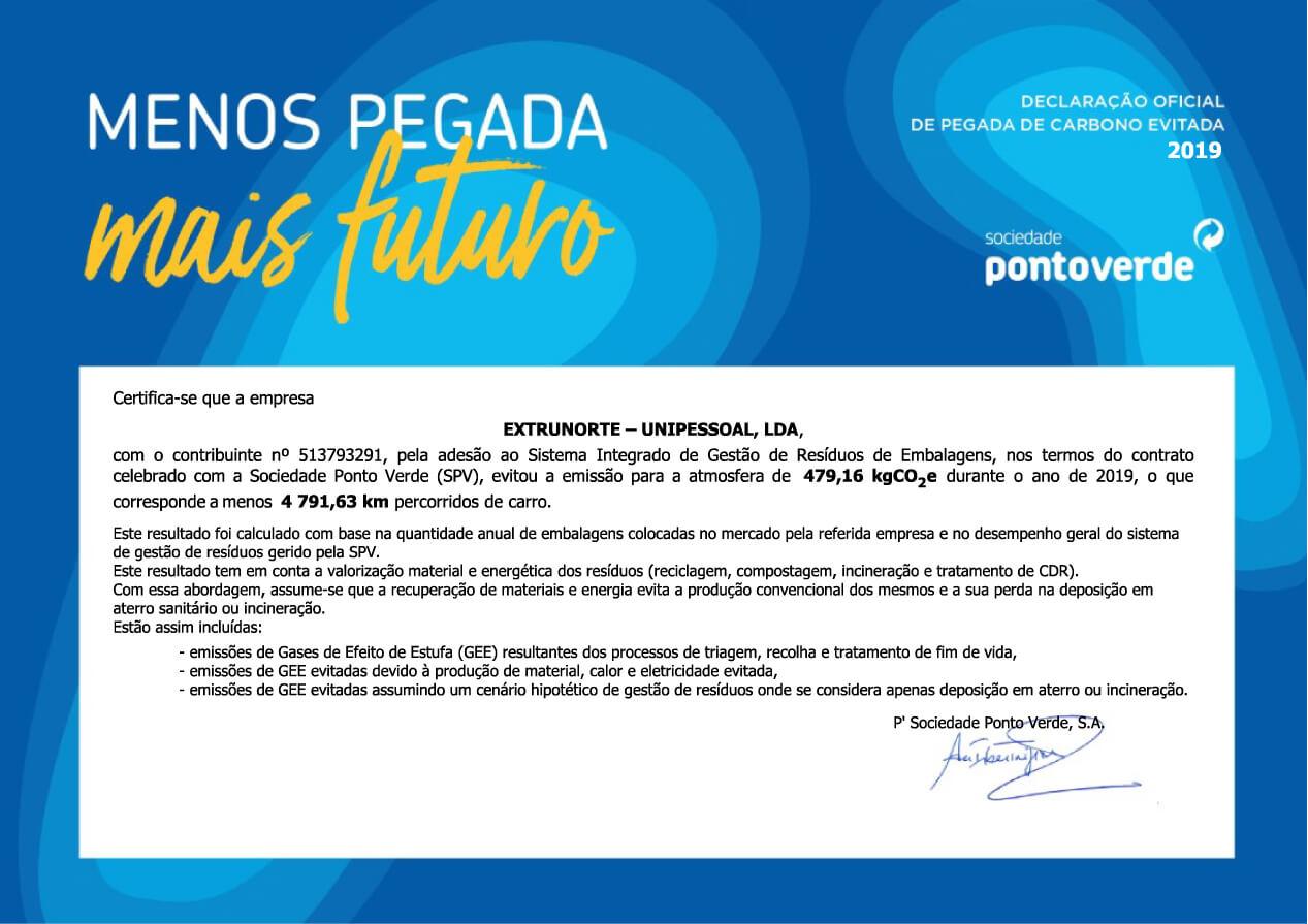 Pegada Carbono evitada_2019-01