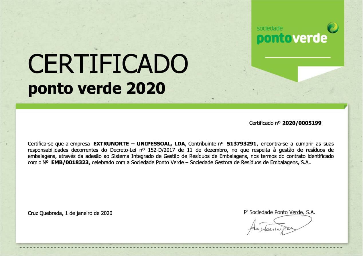 certificado ponto verde 2020-01